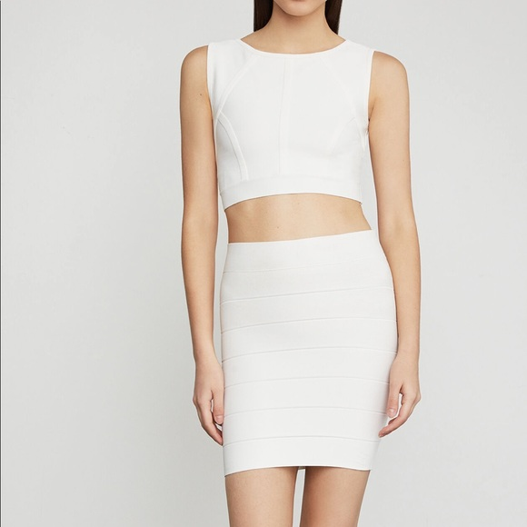 BCBGMaxAzria Dresses & Skirts - BCBG Simone Textured Power Start